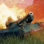 World of Tanks is on fire: Wargaming has launched the Moon Hunt for the 122 TM premium tank