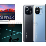 Nicht nur Mi 11: Xiaomi wird am 8. Februar mehr Smart TV Mi QLED 4K und Elektroroller Mi Electric Scooter Pro 2 zeigen