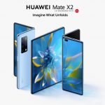 Huawei Mate X2: Galaxy Z Fold 2 competitor with dual 90Hz OLED screens, revamped hinge, Kirin 9000 chip and $ 2,785 quad camera