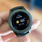 تم القبض على Samsung وهي تطور أول ساعة ذكية تعمل بنظام Wear OS من Google