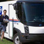 Les facteurs américains recevront des voitures électriques de service