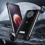 Blackview BV6600: smartphone antichoc avec NFC, batterie 8580 mAh et puce MediaTek Helio A25 pour 199 $