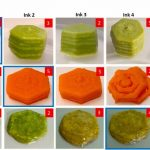 "Choosing the right vegetables for ""edible ink"" improves the quality of printed food"