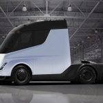 Tesla already begins mass production of the Semi electric tractor unit (actually not)