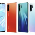 The flagship smartphone Huawei P30 Pro is sold at the lowest price