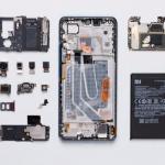 Le nouveau produit phare Xiaomi Redmi K40 démonté