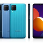 Samsung Announces Galaxy M12 with Infinity-V Screen, 48MP Quad Camera and Side Scanner (Not Actually)