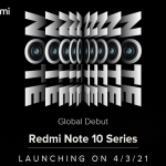 Xiaomi teases Redmi Note 10 features: Qualcomm chip, new design, fast charging, IP52 protection and Hi-Res Audio speakers