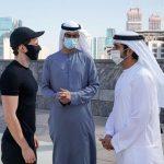 أجرى بافل دوروف مفاوضات مع ولي عهد دبي