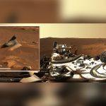 З'явилася перша панорама Марса. Вона складається з 142 фото!