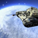 World of Tanks creators launched a mini-tank into space