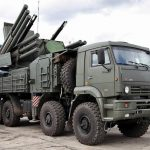 "20 Turkish drones attacked the Russian ""Pantsir"""