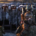 The first Metro 2033 is distributed for free on Steam as part of the sale of games in the series