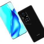 Huawei P50 Pro + showed on renders: strange circles and a lot of cameras