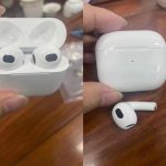 Photos of AirPods 3 in the new design leaked to the network