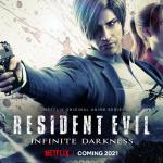 Plus canonique: les premières images de Resident Evil Infinite Darkness avec des détails sur la série
