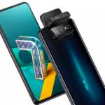 ASUS Sells Flagship Smartphone with Rotating Camera at a Minimum Price