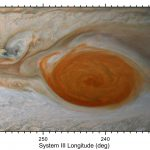 Scientists have figured out what eats Jupiter's Great Red Spot