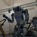 Boston Dynamics showed a new robot. He knows how to drag weights