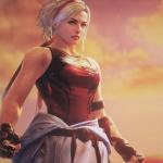 Прем'єр-міністр Польщі Лідія Собеського виходить на поле битви Tekken 7