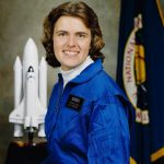 Exactly 25 years ago, a woman astronaut set a double record for being in space.