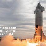 SpaceX a testé avec succès un prototype du vaisseau spatial Starship (enfin, presque)
