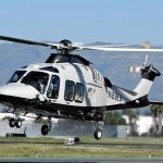 Published a video with the crash of the Leonardo AW169 helicopter