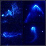 Vitesse spatiale 455 km / s: comment les étoiles ultra-rapides sont apparues