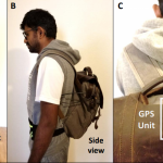 """Developed """"smart"""" backpack for visually impaired people"""