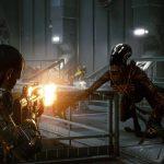 ينفجر مشاة البحرية على xenomorphs بالرصاص لمدة 25 دقيقة في عرض لعبة Aliens Fireteam