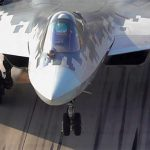China has calculated the cost of one hour of flight of the Su-27 fighter