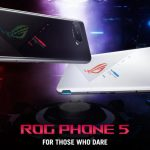 ASUS ROG Phone 5: three versions, Snapdragon 888 chip, 18GB RAM, ROG Vision screen on the back and a price tag from € 800