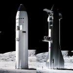 Elon Musk showed a space elevator to descend to the lunar surface