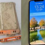 يستمر iPhone 11 في العمل بعد عام في قاع البحيرة