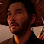 Computer moved Keanu Reeves to Ghost of Tsushima