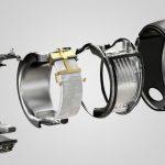 خاتم الوزن Vivo الحاصل على براءة اختراع