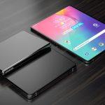 Samsung Galaxy Tab pliable en images: grand écran, un seul appareil photo et minimalisme