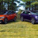 Crossover électrique à sept places: Volkswagen a présenté l'ID.6 avec une autonomie allant jusqu'à 588 km et une accélération à 100 km / h en 6,6 secondes