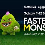 Oficiálně: Samsung představí na konci dubna rozpočet Galaxy M42 5G s čipem Snapdragon 750G