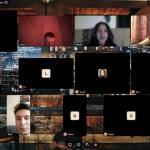 Immersion totale: bars en ligne, centres d'exposition virtuels et réunions VR