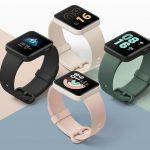 Smartwatch Xiaomi Mi Watch Lite mit GPS, Wasserschutz und Autonomie bis zu 9 Tagen kann jetzt bei AliExpress für 50 US-Dollar gekauft werden