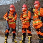 Un exosquelette pour les pompiers a été créé, économisant jusqu'à 50% des forces