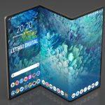 Samsung a déposé le Galaxy Z Fold pour sa tablette pliable