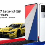 iQOO 7 Legend: flagship smartphone with Snapdragon 888 processor on board for $ 535