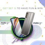 Officiellement: les smartphones Moto G40 Fusion et Moto G60 seront présentés le 20 avril
