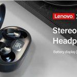 سماعات Lenovo XT91 (QT81) TWS مع منفذ USB-C وحماية المياه معروضة للبيع على AliExpress مقابل 13 دولارًا