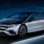 La première voiture électrique de direction au monde: Mercedes-Benz a officiellement dévoilé le modèle EQS avec une réserve de marche allant jusqu'à 770 km, le prix commence à 110000 $