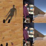 VR-симулятор змушує користувача відчувати рух, навіть якщо він сидить