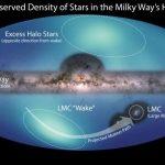 أصدر علماء الفلك خريطة جديدة للحدود الخارجية لمجرة درب التبانة