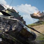 600 unités d'équipement militaire et 11 nations: World of Tanks est disponible sur Steam